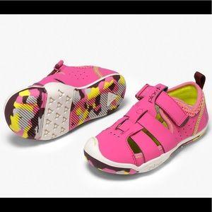 Plae Girl SAM 2.0 ELECTRIC FUCHSIA shoes 7.5
